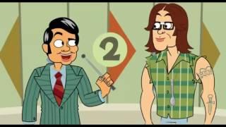 """Cheech & Chong """"Atínale al precio de la Coca"""" • Pelicula Animada"""
