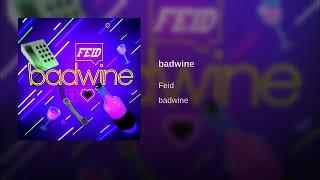 Feid     BadWine