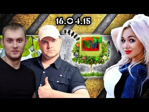 Стрим с Анной Костенко (ака AnnetNOVA)