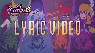 Mysticons Theme Song   Lyric Video   MUSIC   Sundays @ 8:30AM on Nickelodeon!