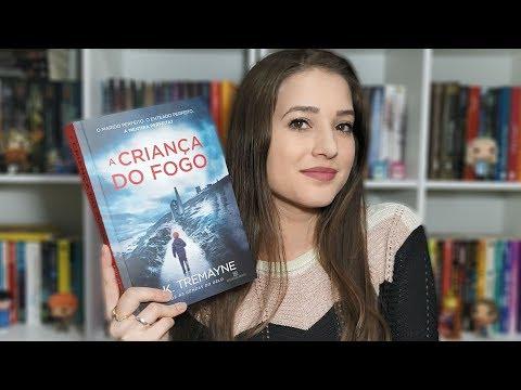 A CRIANÇA DO FOGO | RESENHA (SEM SPOILER) | Patricia Lima