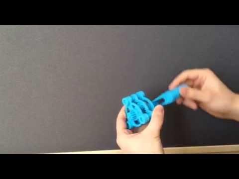 Model → Simulate → 3D Print