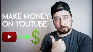 YOUTUBE MERCHANDISE: Make Money On YouTube (with Teespring x Merch Shelf)