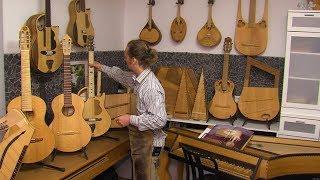 myREGIO.TV: Instrumentenbau aus heimischem Holz