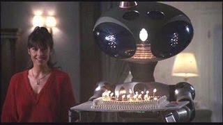 Rocky IV Paulie's Robot Scene Without Dialogue