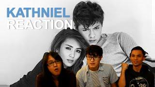 Foreigners React to Kathniel Filipino Loveteam