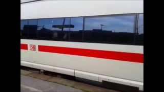 Trains 2014 Netherlands/Germany