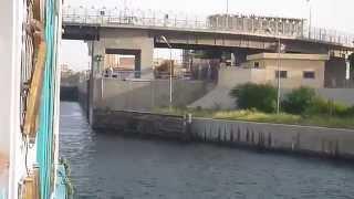 preview picture of video 'Auf dem Nil durch Ägypten bei Esna'