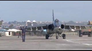 ВКС РФ и ВВС Сирии впервые выполнили совместную боевую задачу в небе