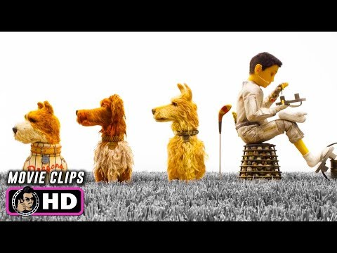 ISLE OF DOGS Clips (2018) Wes Anderson