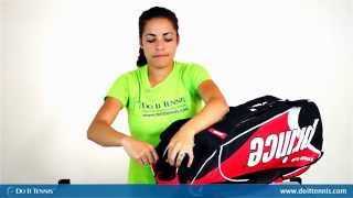 Prince Tour Team 9 Pack Tennis Bags video
