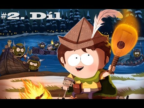 South Park: The Stick of Truth | Let's Play CZ/SK | Přepadení Elfy | 2.díl | Pc gameplay