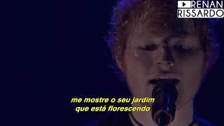 Ed Sheeran ft. Gary Lightbody - Chasing Cars (Tradução)