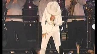 Christina Aguilera - Ain't No Other Man + Back In The Day - B2B Tour Prague HD