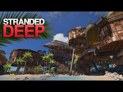 THE IRON ISLAND! Stranded Deep S4 Episode 21