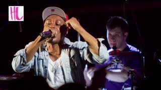 Chiddy Bang - 'Mind Your Manners' ft. Icona Pop Live