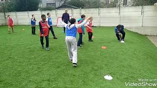 Foot à l'École : Les Jacquets à Bagneux
