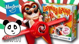 Hasbro Looping Louie - Spielspaß für die ganze Familie - ausgepackt und angespielt