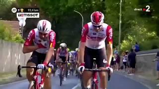 La Cyclo Thomas Voeckler sur France Televisions