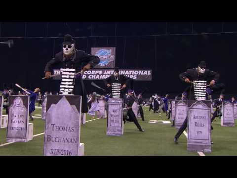 "2016 The Academy - ""Drum Corpse Bride"" - Drum Corps International"