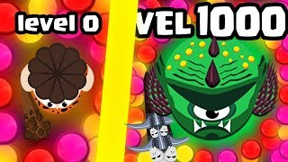 IS THIS THE NEWEST OVERPOWERED BOSS EVOLUTION UPDATE? (1000+ HIGH WEAPON LEVEL) l Evowars.io update