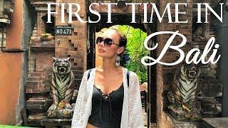 Бали| Первый день на Бали | Кута и Убуд | Первые впечатление и поиск Дома| BALI 2018