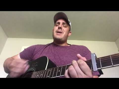 Tip Of My Tounge - Kenny Chesney (Travis Crawford Cover)