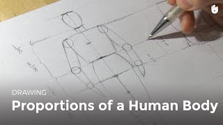Learn How To Draw Easily: Learn The Human Body Proportions