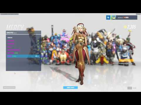 Overwatch Dances with Music