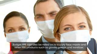 Quality PPE Products Now available to businesses in the US