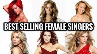 Top 20 Best Selling Female Singers In History!