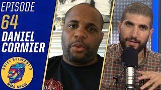 Daniel Cormier wants a trilogy fight with Stipe Miocic | Ariel Helwani's MMA Show