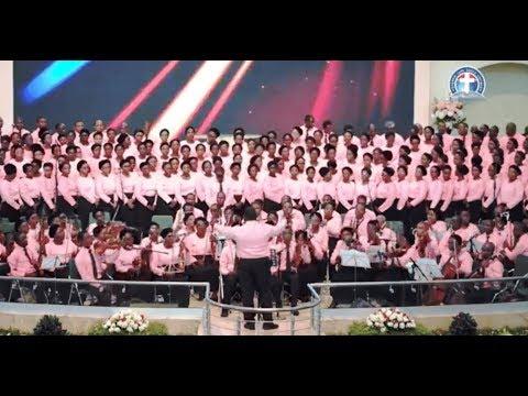 Deeper Life Bible Church Adult Choir Ministration