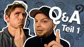 Q&A - Was, wer und warum? Die große GAME TWO-Fragensause | Teil 1