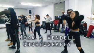 Wande Coal - Kpono (feat. Wizkid)   Afrobeat & Dancehall   Meka Oku & Wendell Choreography