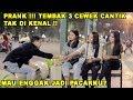 PRANK !!! TEMBAK 3 CEWEK TAK DI KENAL SEKALIGUS !!! TRIPLE KILL BAPER