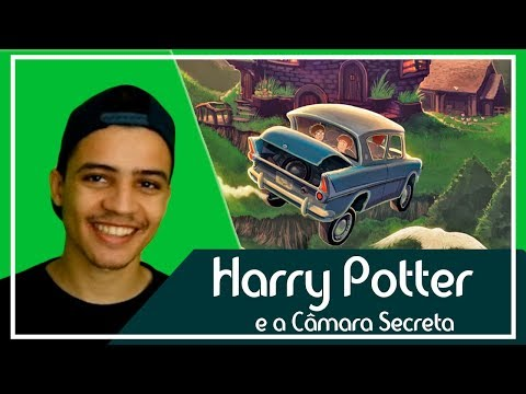 Harry Potter e a Câmara Secreta | Patrick Rocha