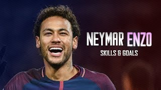 Neymar - ENZO DJ Snake & Sheck Wes Crazy Skills