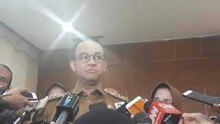 Anies Instruksikan Pejabat Pemprov DKI Jakarta Cari Diksi yang Jakarta 'Banget'