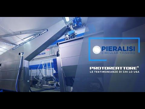 Protoreattore® Pieralisi, le testimonianze di chi lo usa