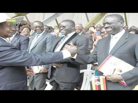 VIDEO: Uganda decides: Friends turn foes