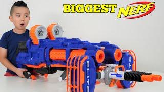 BIGGEST NERF EVER!! CKN Toys
