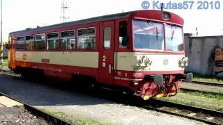 preview picture of video 'ČD 810.593 - Praha-Zličín, 17.6.2010'