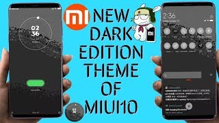 dark theme xiaomi miui 10 - मुफ्त ऑनलाइन