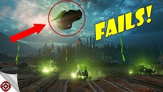 World Of Tanks - Funny Moments | HALLOWEEN FAILS! (WoT Halloween Event, 2018)