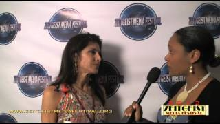 Interview with Sharleen Bazeghi | 2012  Zeitgeist Media Festival, LA [ The Zeitgeist Movement ]