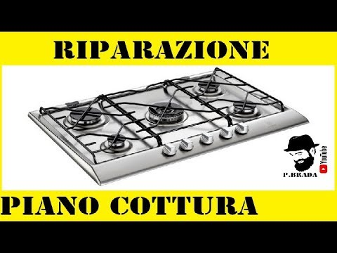 Non funziona il fornello! Ecco Come Risolvere GRATIS! By Paolo Brada DIY
