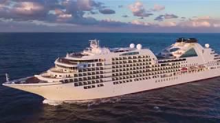 Seabourn Encore: Ship Tour
