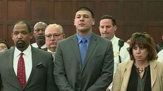 Jury finds Aaron Hernandez not guilty in double-murder trial