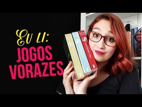 Eu Li: Jogos Vorazes (com spoilers) | VEDA #27 | Resenhando Sonhos